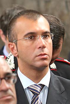 Il capitano Domenico Cristaldi, autore dell'indagine e dell'informativa Tsunami