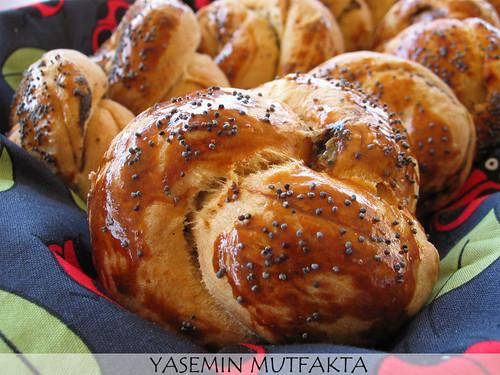 Zeytinezmeli Çörek by Yasemin Mutfakta