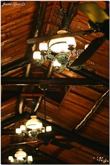 All things reveal themselves... (JoLiz) Tags: wood light fiji restaurant bay fan philippines ceiling resort chandelier plantation cebu pk cebucity spa mactan pinoykodakero garbongbisaya