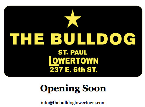 The Bulldog St Paul Lowertown