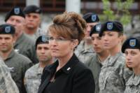 Governor Palin and National Guard