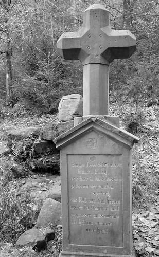 Siegfriedsquelle bei Grasellenbach
