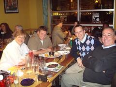 Eric Schwartzman, Scott Monty and Peter Himler