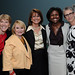 Deborah Roberts, Jamie Lee Curtis, Lauree Renda, Sara Ban Breathnach, Sister Andrea Jaeger