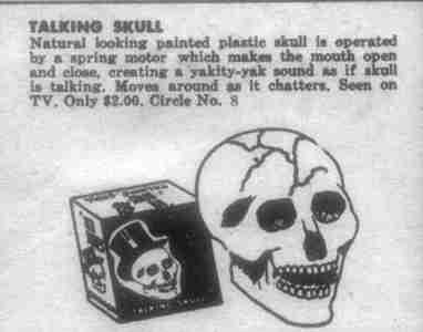 Cráneo Parlanchín