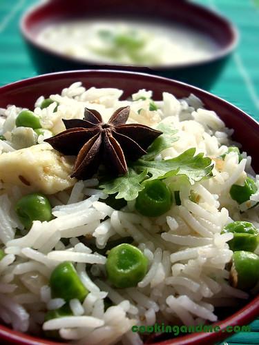 Paneer Peas Pulao Recipe | Easy Paneer Pulao Recipe