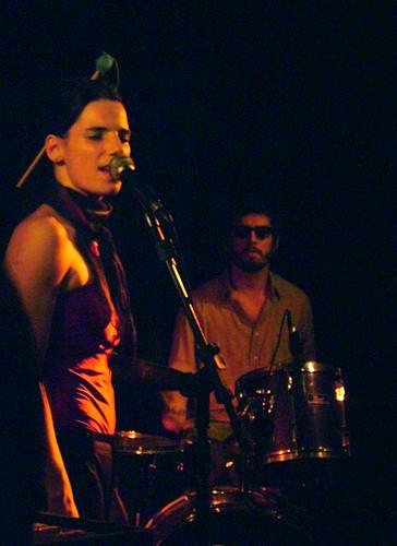 Nina Becker e Do Amor - 01/11/08
