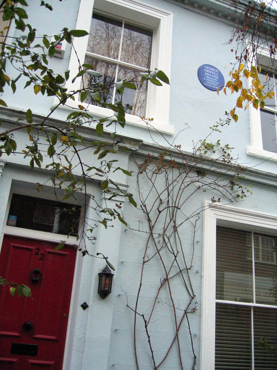 George Orwell's house