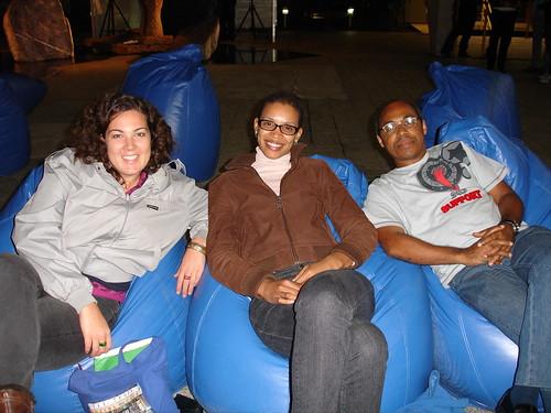 Sarah, Eva & Aquino