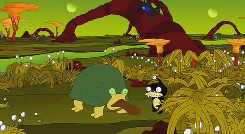 [飞出个未来:大电影3.班德的游戏].Futurama.03.Bender's.Game