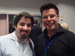Barry Schwartz and Ken Jurina