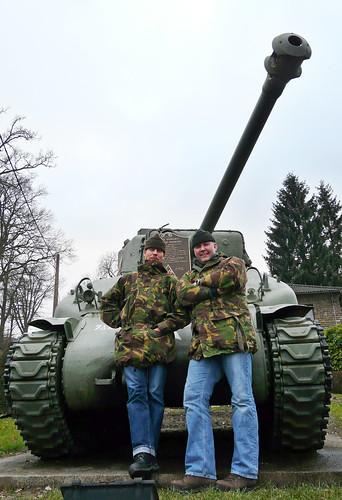 Bastogne Historical Walk 2007
