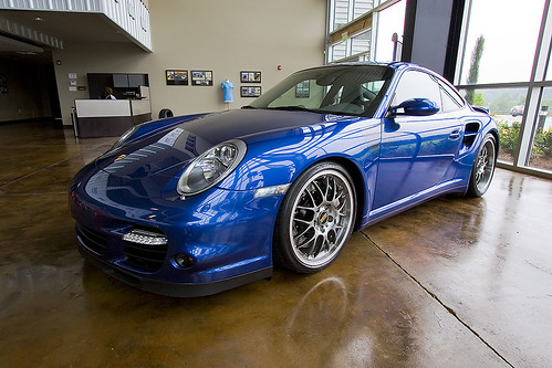 Michelin Pilot Sport >> APR Porsche 997 Turbo For Sale