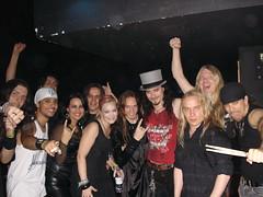Nightwish & Hevorah (Carmela Giacomo) Tags: nightwish hevorah