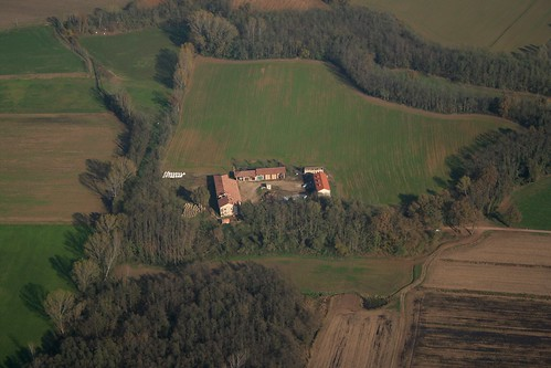 A farm near Morimondo - Cascina Marina