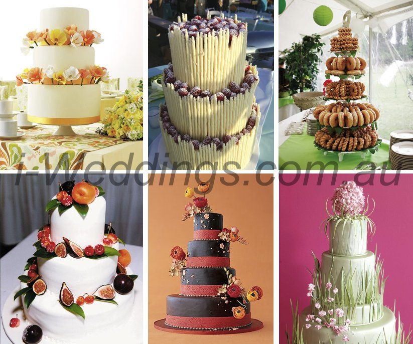 iLoveThese Wonderfully Unique Cakes 1