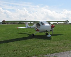 Sky Cruiser ultralight (posterboy2007) Tags: private flying poland windowseat ultrlight skycruiser