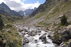 Trek - GR10 - riviere