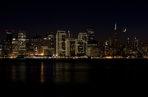 San Francisco from Treasure Island (by a y n)