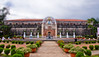 Fort Pilar Shrine (Dennison Uy) Tags: architecture photoshop shrine philippines religion bloom virginmary zamboanga tiltshift postprocessing 18200mmf3556gvr outstandingpinoykodakero