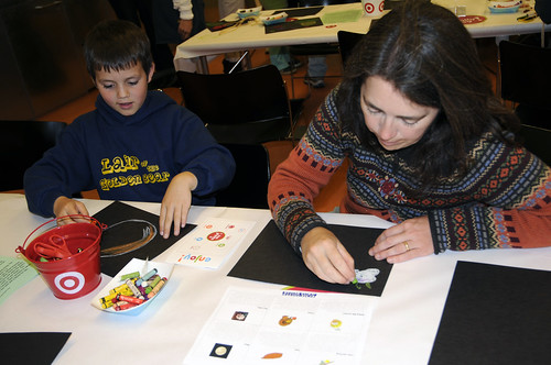 Family Day at the Contemporary Jewish Museum (courtesy CJM)