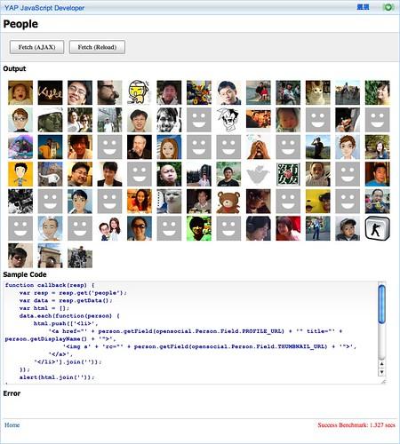 YAP JavaScript Developer