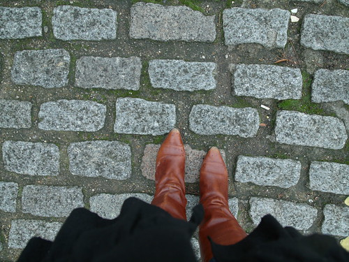 my feet in london
