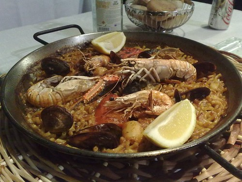 Fideuà Valenciana de Marisc