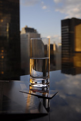 After MoMA (angelocesare) Tags: nyc morning ny newyork water glass plane manhattan piano explore acqua bicchiere mattino photographia aftermoma angeloamboldiphotos