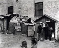 Manhattan in the depression