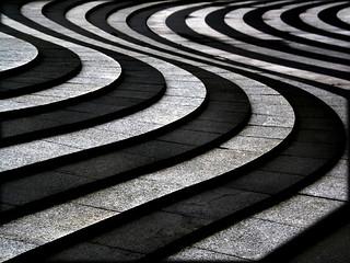 Meandros / Continuidad rítmica producida por el cambio