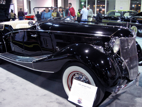 1936 Jensen-Ford (Click to enlarge)