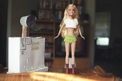 Sharpay   high school Musical  4 (Mike L2009) Tags: hot sexy fashion movie doll barbie teen miniskirt highschoolmusical sharpay