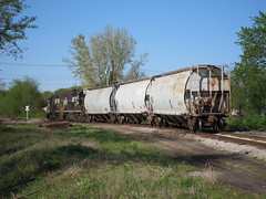 ca&c 095 (Fan-T) Tags: railroad columbus ohio west lines train belt rust industrial branch pennsylvania ns cleveland norfolk rr southern local cac freight akron prr gp382 5627 orrville