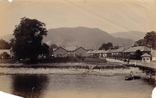 Luss, Loch Lomond, Scotland. 1880s?