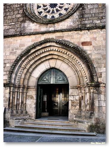 Portal da Igreja Matriz de Ponte de Lima by VRfoto