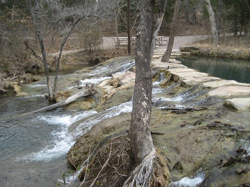 Chickasaw National Recreation Area. National Recreation Area,