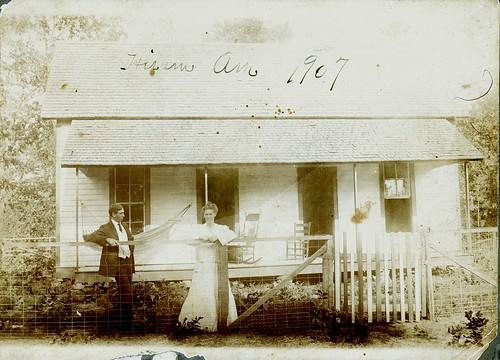 Hiram Ark. 1907