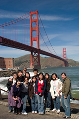 Group Shot, Fort Point