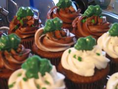 St Patricks Cupcakes 2