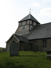 Photo of St Marys, Llan, Montgomeryshire