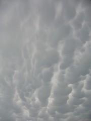 Cordoba nuages