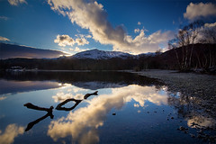 Too Many Buses (jasontheaker) Tags: camping sunset sun snow english nature water landscape boats spring sailing lakes coniston landscapephotography firstquality jasontheaker theoldman