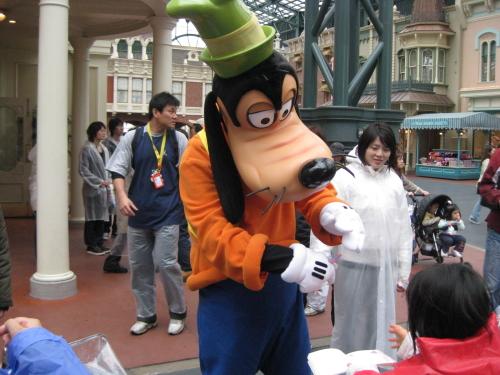 ディズニーキャラクター