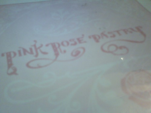 Pink Rose Pastry