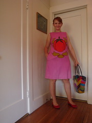 "today's ""one hot tomato"" outfit"