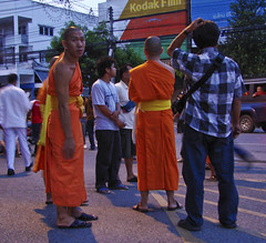 Buddhists in waiting