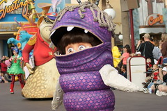 Pixar Play Parade (SDG-Pictures) Tags: show california costumes fun happy joy performance dressup happiness disney parade boo entertainment pixar characters southerncalifornia orangecounty anaheim magical enjoyment themepark monstersinc roles role entertaining roleplaying disneyscaliforniaadventure disneylandresort disneycharacters disneyparade disneythemeparks makingmagic disneyparades pixarplayparade may92008 themeparkfun takenbystepheng