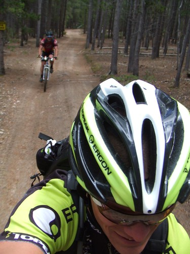 Dirt road recon ride