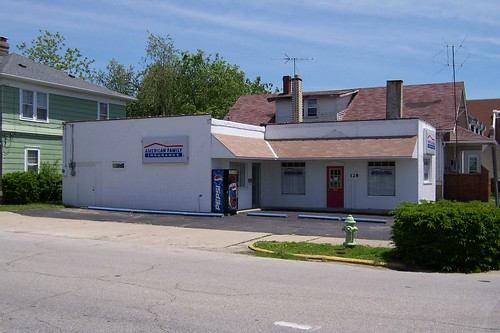 Probable former service station